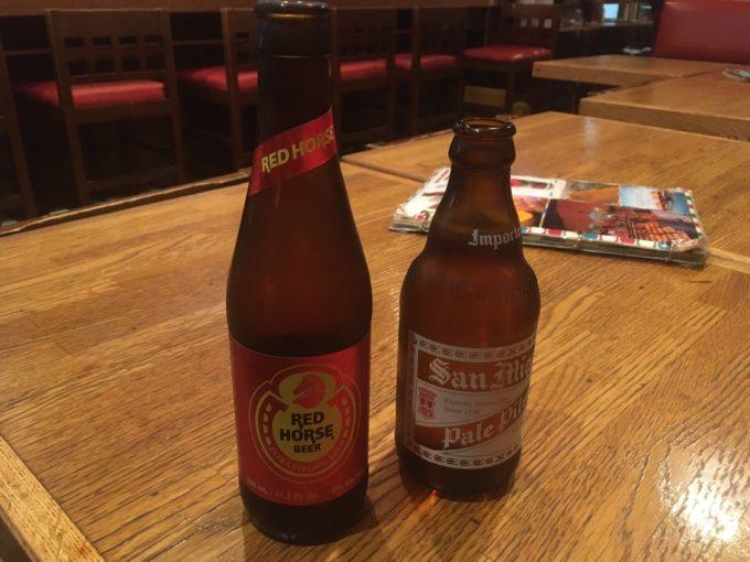 錦糸町のフィリピン料理レストラン IPO!IPO!(イポイポ)飲み物