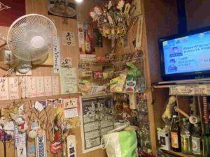 東京・亀戸のフィリピンレストラン フィリピン居酒屋 勇2号 店内2