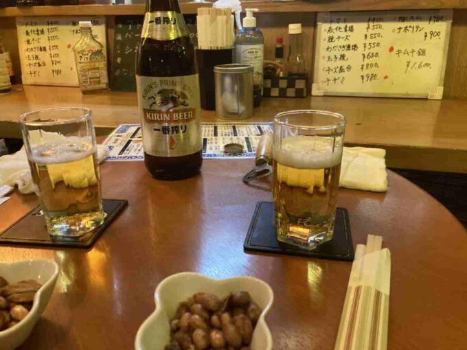 おひとりさまにもおすすめ 東京の居酒屋・バー形式のフィリピン料理・レストラン 亀戸フィリピン居酒屋 勇2号 おさけ