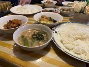 東京・竹ノ塚のフィリピン料理・レストラン ニューハングリー 盛り合わせ2