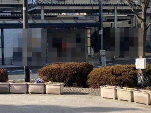 東京・竹ノ塚のフィリピン料理・レストラン ニューハングリー  バス乗り場1