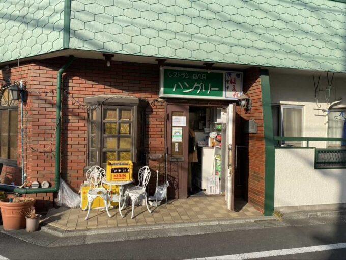 東京エリア別竹ノ塚・北千住・西新井のフィリピン料理レストラン ニューハングリー 外観2