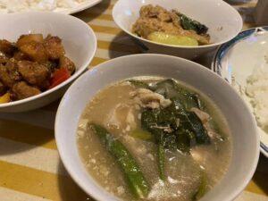 東京・竹ノ塚のフィリピン料理・レストラン ニューハングリー 盛り合わせ