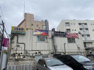 東京・竹ノ塚のフィリピンレストラン カバヤンレストバー 道順5