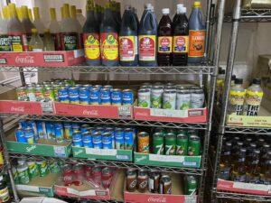 東京・蒲田のフィリピン料理・レストラン イスラパミリア ジュース
