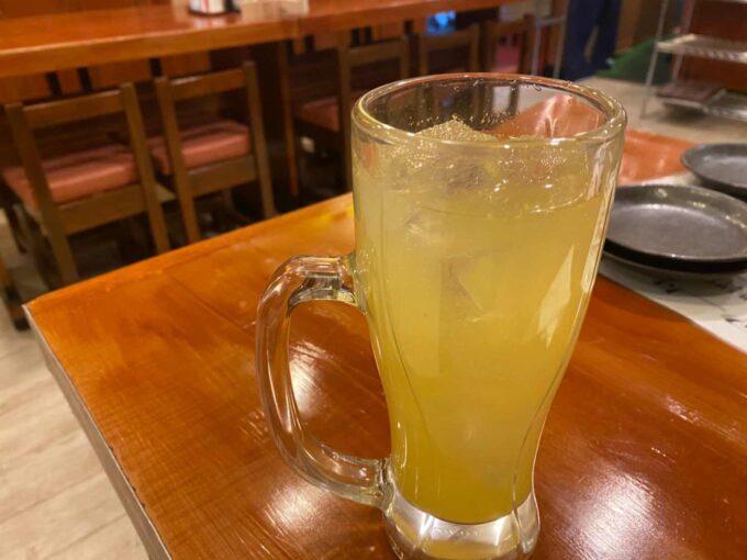 東京・浅草橋のフィリピン料理・レストラン 居酒屋Rin カラマンシーサワー2