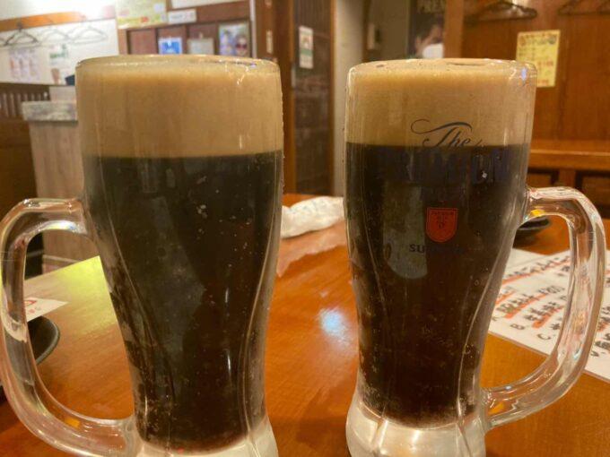東京・浅草橋のフィリピン料理・レストラン 居酒屋Rin 黒ビール