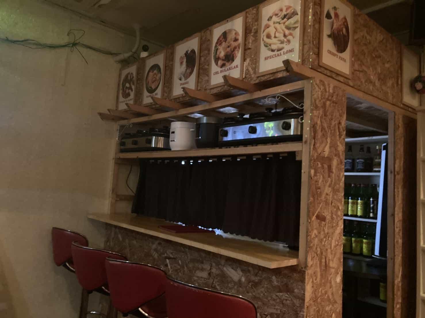 東京・小岩のフィリピンレストラン FBフィリピンレストラン店内①