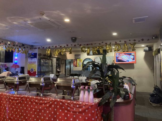 東京の誕生日・クリスマス・忘年会におすすめのフィリピン料理・レストラン 内装3