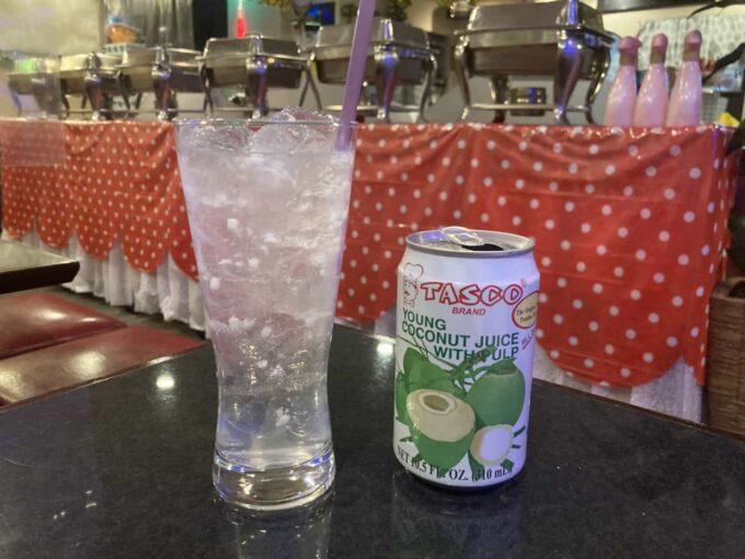 東京・小岩のフィリピンレストラン LUTONG PINOY(ルートンピノイ)ブコジュース