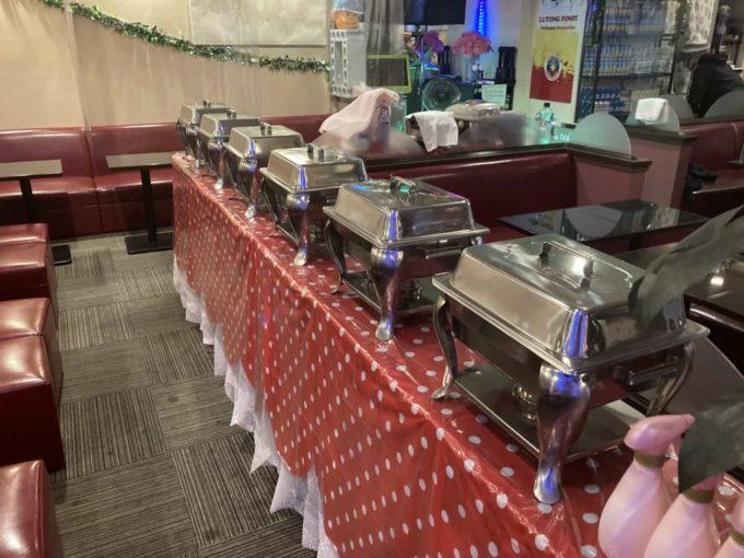 東京の誕生日・クリスマス・忘年会におすすめのフィリピン料理・レストラン ルートンピノイ 内装2