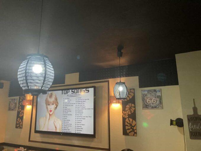 東京・小岩のフィリピンレストラン DAVAO KITCHEN(ダバオキッチン)店内③