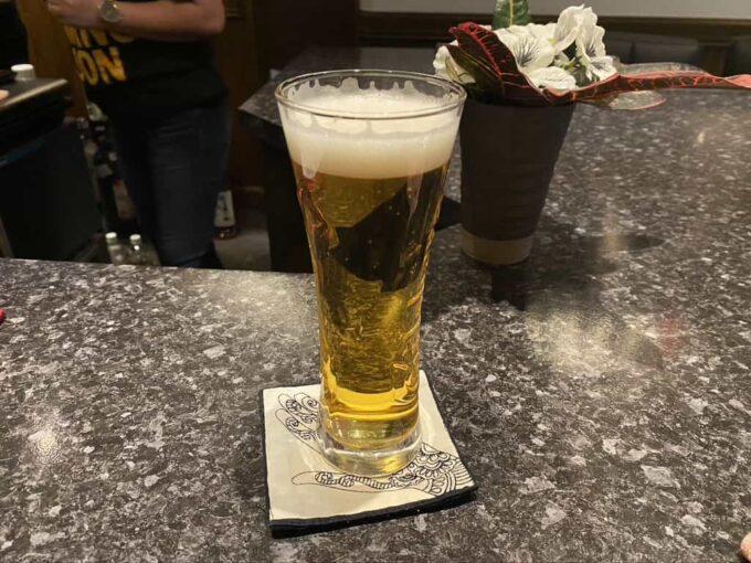 東京・高円寺のフィリピン料理レストラン フィリピン酒場YOSHIDA ビール