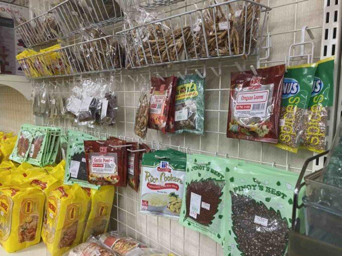 東京都下・八王子・北野のフィリピン料理レストラン ウェンズキッチン ウェンズキッチン グロサリー4