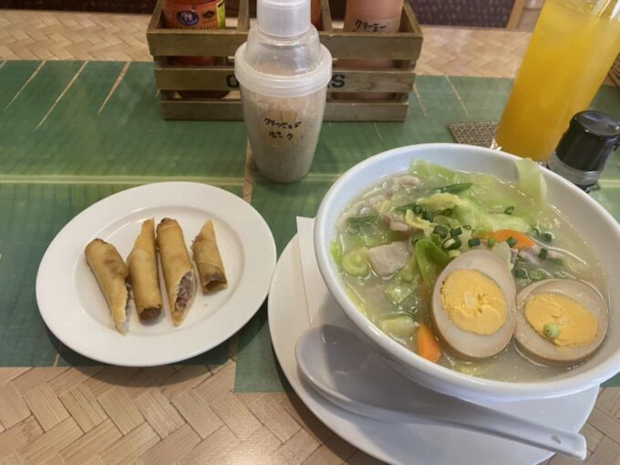 東京・世田谷・千歳船橋のフィリピン料理 アミーズロティサリーチキン マミ1