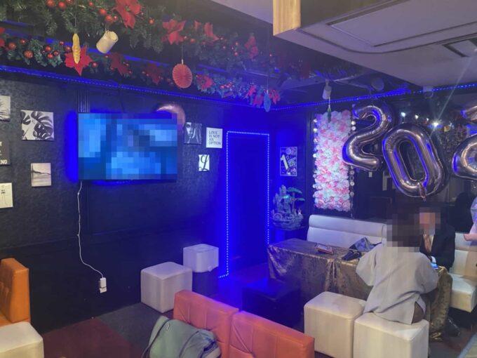 デート・接待におすすめ、東京の高級フィリピン料理 池袋アテン 内装2