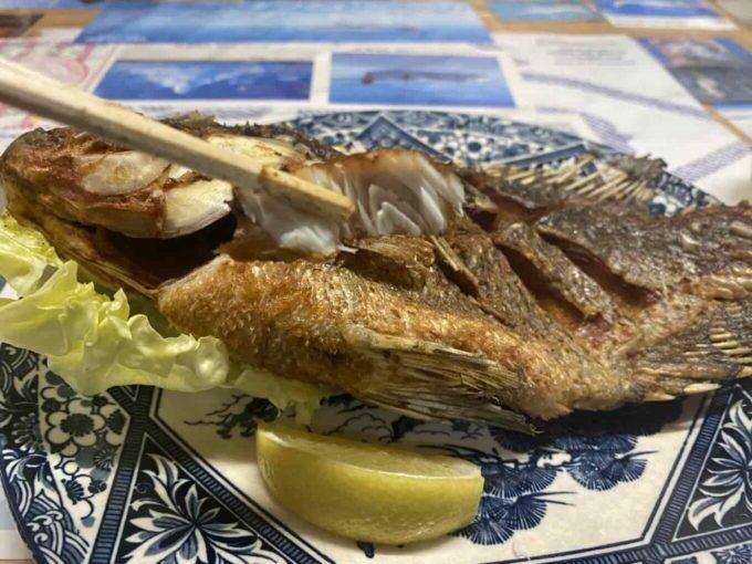 東京・上板橋のフィリピン料理・レストラン カバヤンフィリピン風居酒屋 ティラピア1