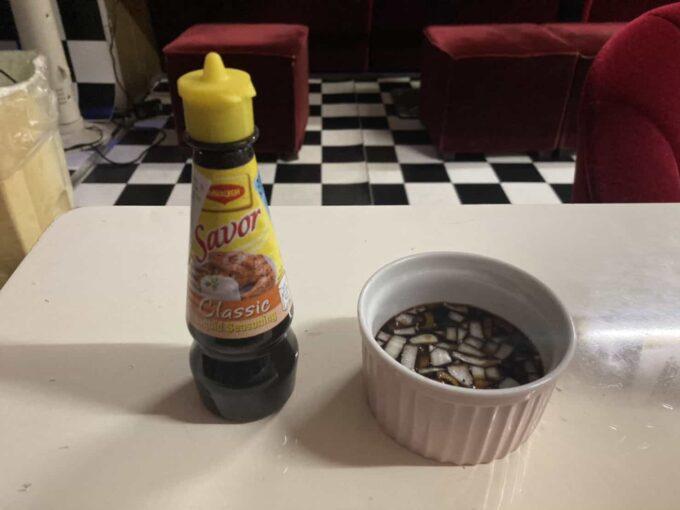 東京都下・久米川のフィリピン料理レストラン ピノイマート マントーマス1