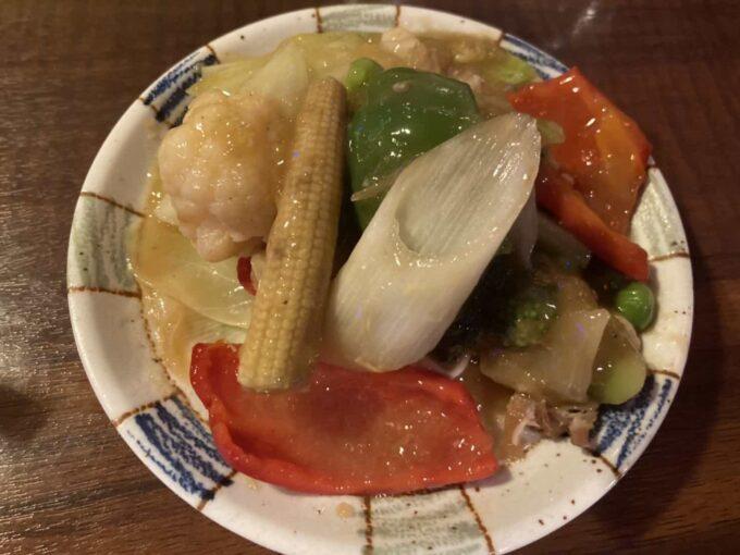 東京・新宿のフィリピン料理・レストラン イハワン(IHAWAN)チョプスイ2