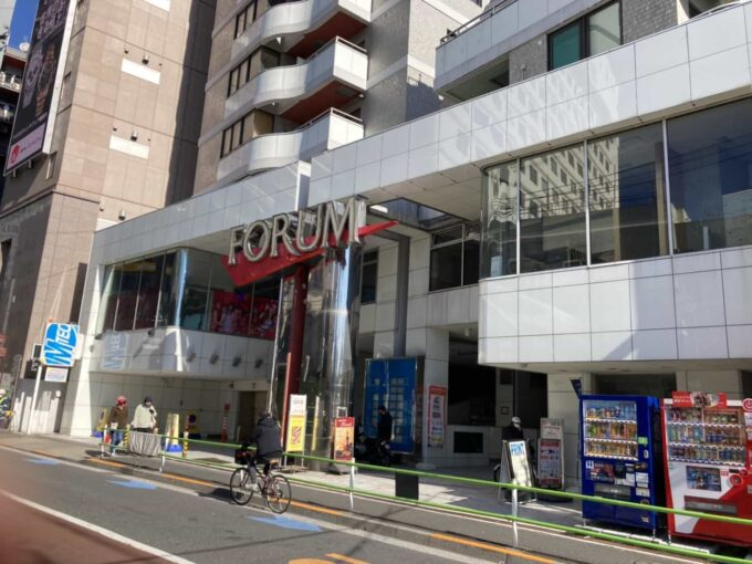 東京・六本木のフィリピン料理・レストラン ニューナナイズ 外観5