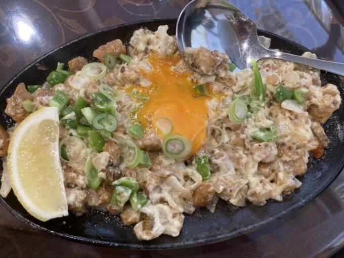 東京・六本木のフィリピン料理・レストラン ニューナナイズ シシグ3