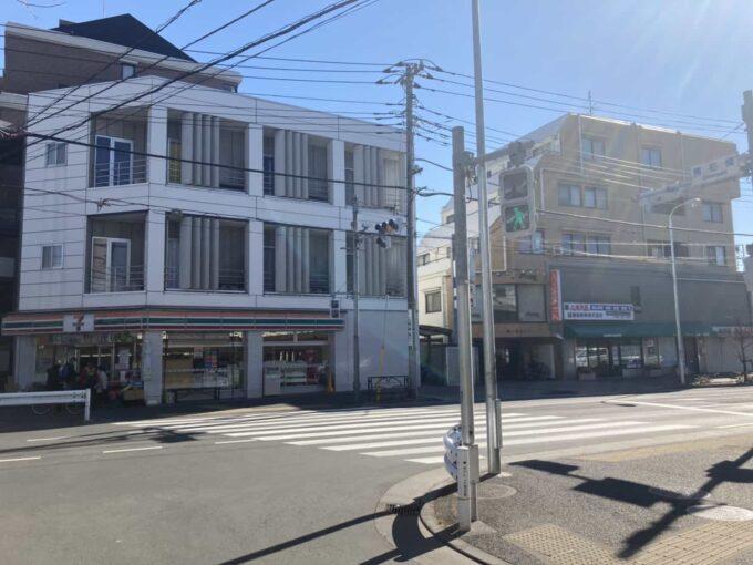 東京・立川のフィリピン料理・レストラン カマヤンズ 行き方1
