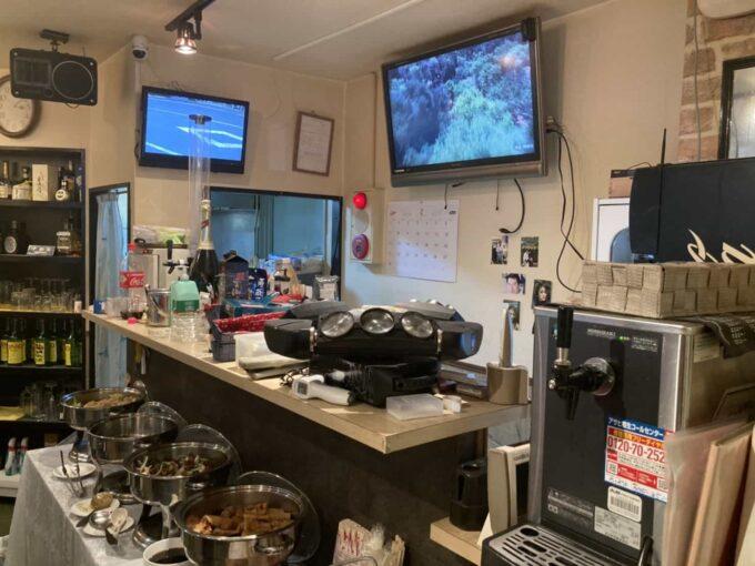 東京・錦糸町のフィリピン料理レストラン キッチンマニラ 内装7