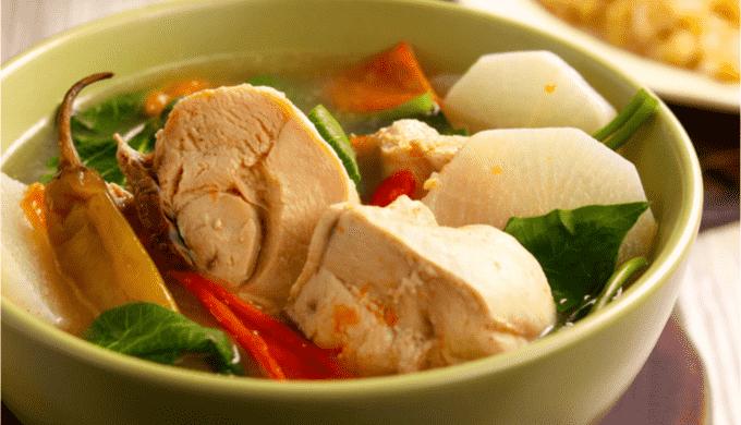 東京で食べられるフィリピン料理 シナンパルカン