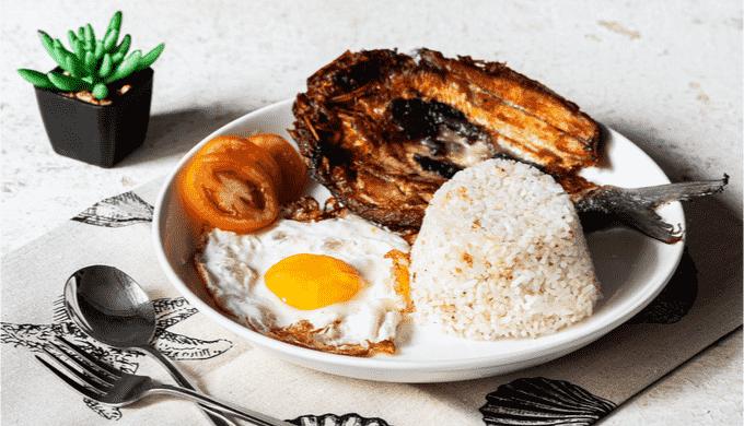 東京で食べられるフィリピン料理 ダシログ