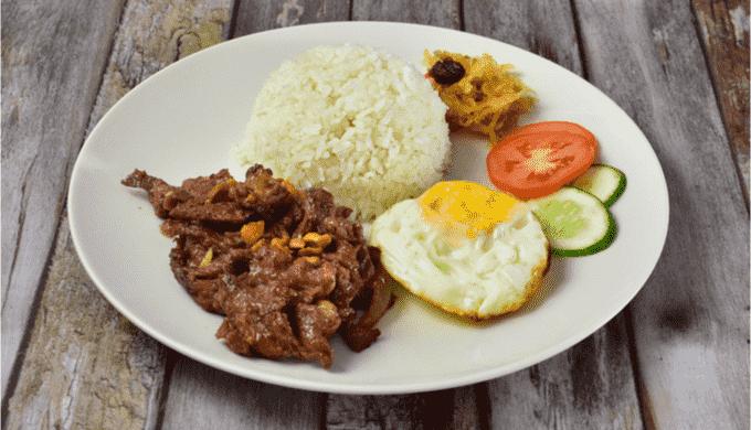 東京で食べられるおすすめの定番フィリピン料理 タプシログ