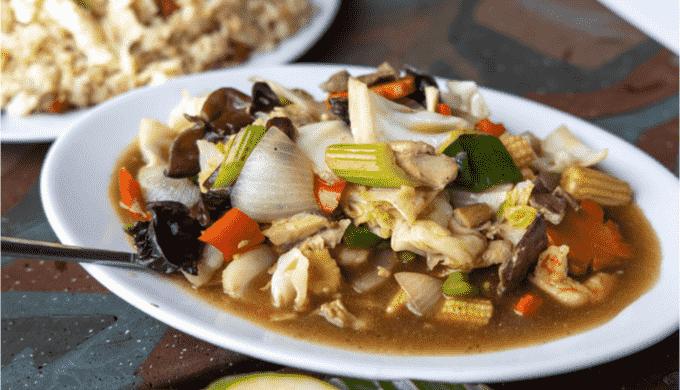 東京で食べられるおすすめの定番フィリピン料理 チョプスイ