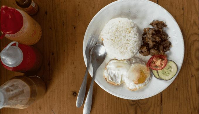 東京で食べられるフィリピン料理 トシログ