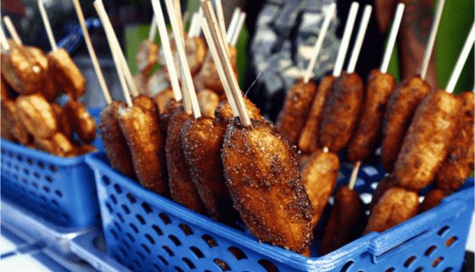 東京のフィリピン料理・レストランで食べられるおすすめデザート バナナキュー・カモテキュー