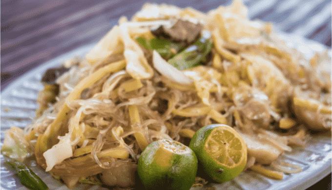東京で食べられるおすすめの定番フィリピン料理 パンシット・ビーフン