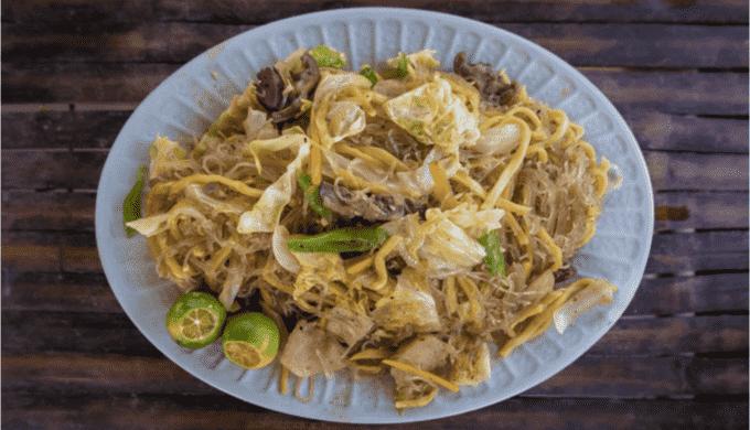 東京で食べられるおすすめの定番フィリピン料理 パンシット・ミックス