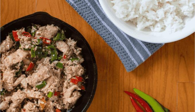 東京で食べられるフィリピン料理 ビナゴーガン