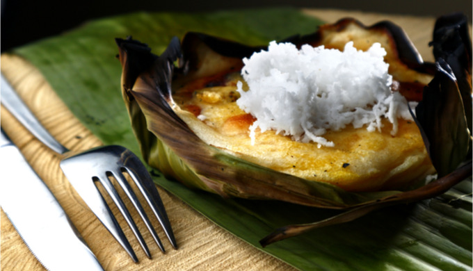 東京のフィリピン料理・レストランで食べられるおすすめデザート ビビンカ