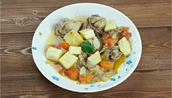 東京で食べられるフィリピン料理 ピニャハン・マノック