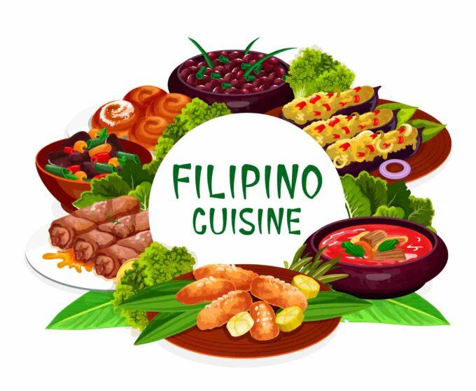東京で食べられるフィリピン料理 特徴